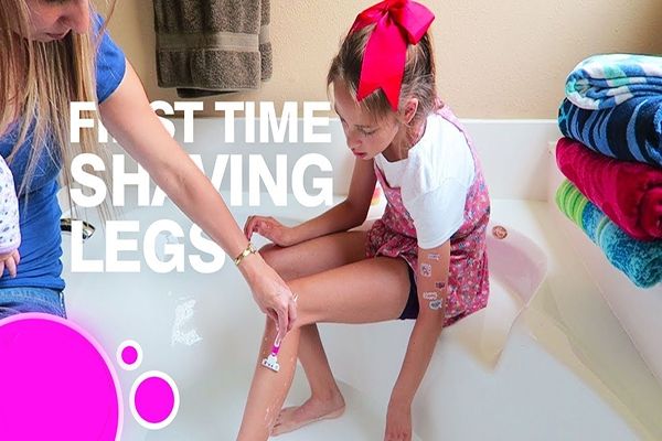HOW TO SHAVE YOUR LEGS FOR BEGINNERS: BEST WAYS TO SHAVE YOUR LEGS