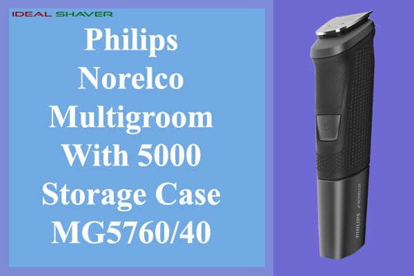 PHILIPS NORELCO MULTIGROOM 5000 REVIEW 2020