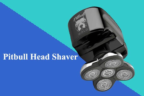 Pitbull Head Shaver Review 2019 | Skull Shaver Pitbull Gold Electric Razor -for a Perfect Bald Look Wet/Dry