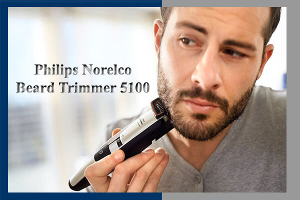 philips norelco beard trimmer 5100