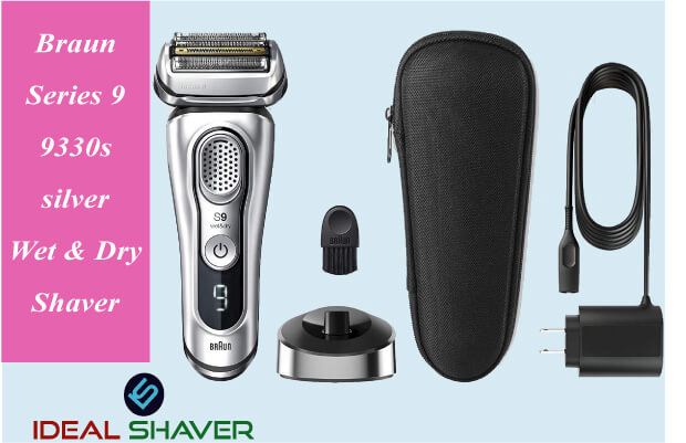 Braun Series 9 9330s Men's Electric Razor For Close Shave