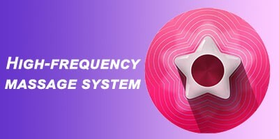 High-frequency massage system