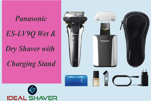 Panasonic ES-LV9Q 5 Blade cutting system Providing Very Close Shave