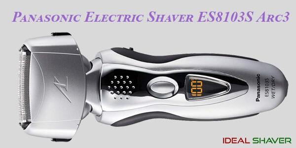 Panasonic Electric Shaver ES8103S Arc3