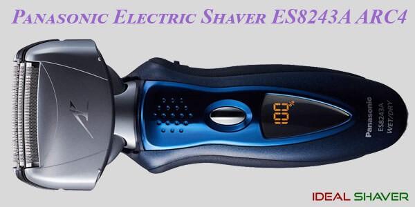 Panasonic Electric Shaver ES8243A ARC4