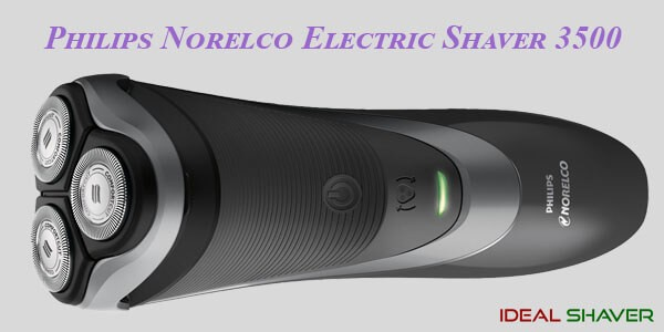 Philips Norelco Electric Shaver 3500