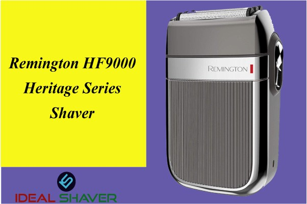Remington-HF9000 Foil Shaver for Close Shave