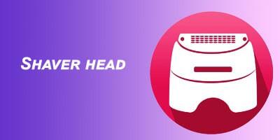 Shaver head