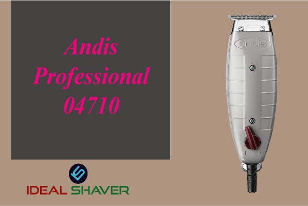 Andis Professional 04710 ideal clipers for fades