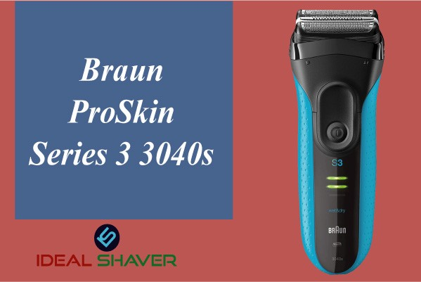 Braun Series 3 3040s ProSkin for Sensitive Skin