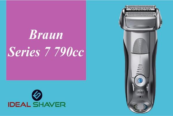 Braun Series 7 790cc for man