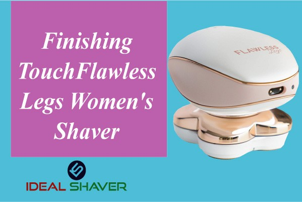 Finishing Touch Flawless Legs Womens pubic Shaver