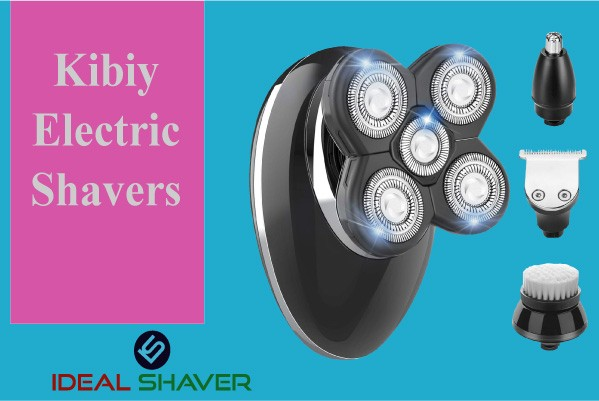 Kibiy Electric Shavers for Head shaver