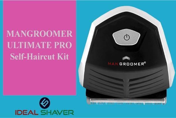 MANGROOMER - ULTIMATE PRO Self-Haircut Kit