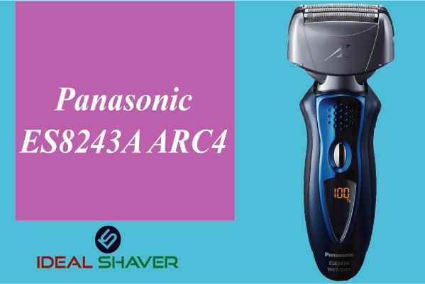 Panasonic ES8243A ARC4 for senior man