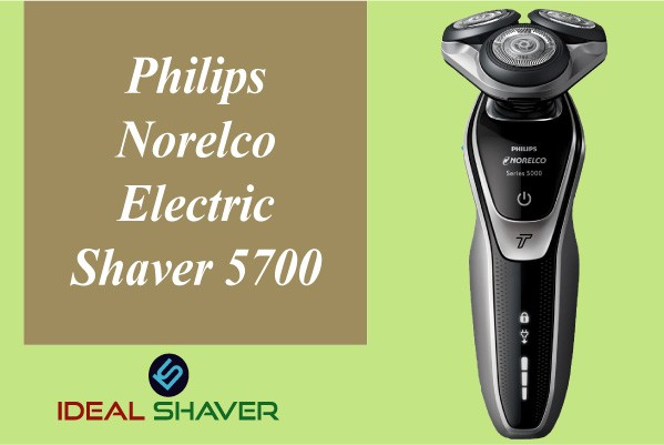 Philips Norelco Electric Shaver 5700