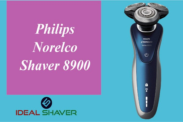 Philips Norelco Shaver 8900 for elder man