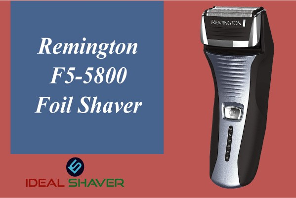 Remington F5-5800 best electric shaver for sensitive