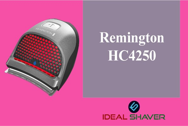 Remington HC4250 for Fades Clippers