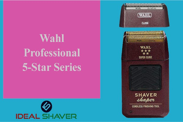 Wahl Professional 5-Star Series, Head & face shaver
