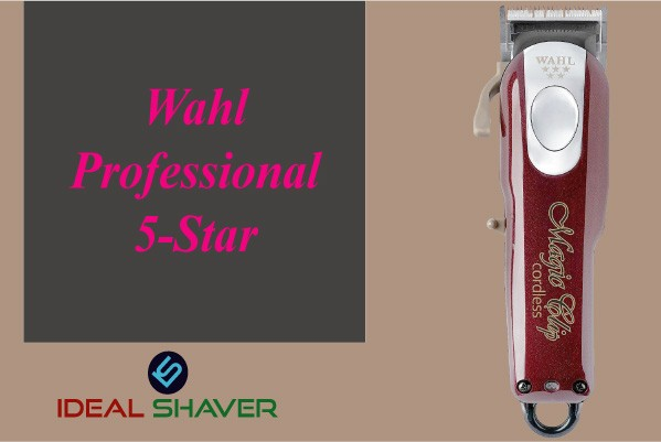 Wahl-Professional-5-Star fades clippers