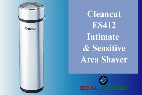 Cleancut-ES412 balls trimmer