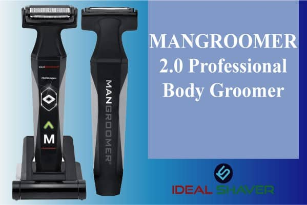 MANGROOMER 2.0 Professional Body Groomer