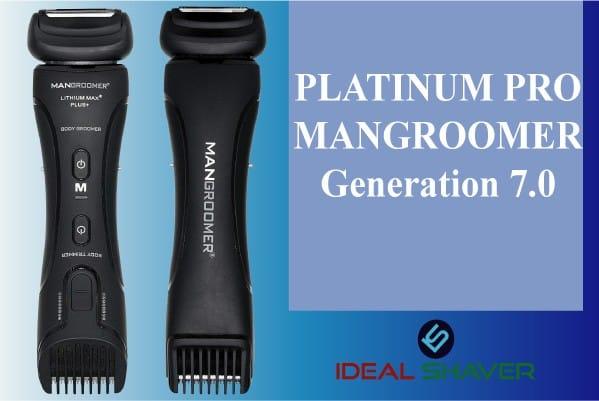 MANGROOMER - Lithium Max Plus Generation 7.0 balls trimmer
