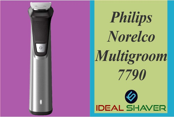 Philips norelco multigroom 7790 review