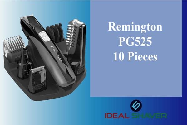 Remington PG525-10-Pieces trimmer