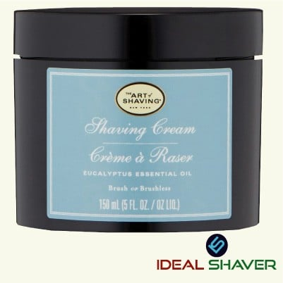 The Art of Shaving Shaving Cream, Eucalyptus, 5 Fl Oz
