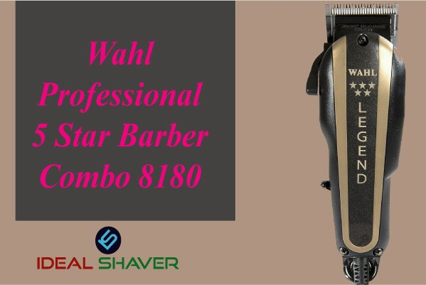 Wahl Professional 5-Star Barber Combo -8180 for fades