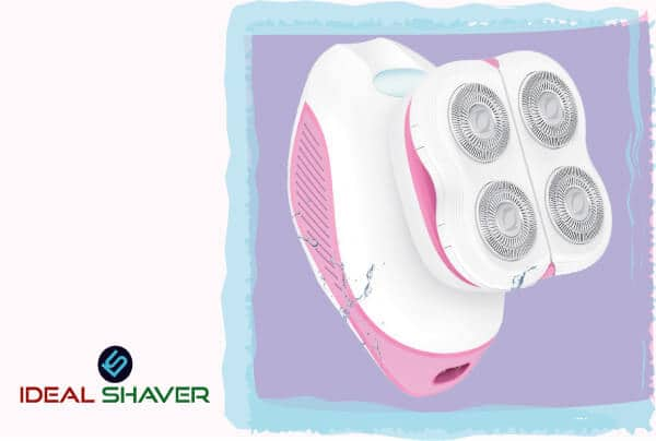 Hair Removal for Women's Lady Razor, for Legs, Arms, Underarms & Bikini Line