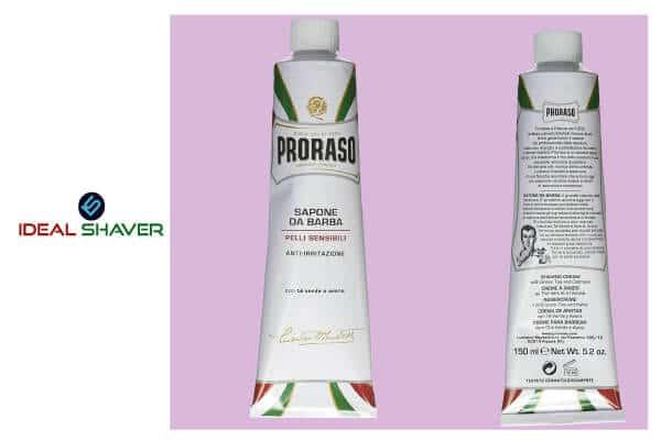 Proraso Shaving Cream for Sensitive Skin
