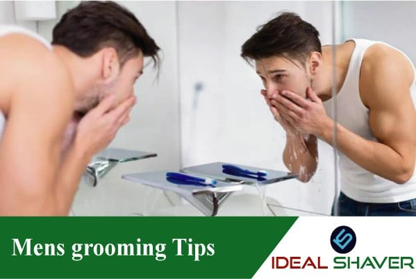 MEN'S GROOMING TIPS TO LOOK YOUNGER, [UPDATE 2020]
