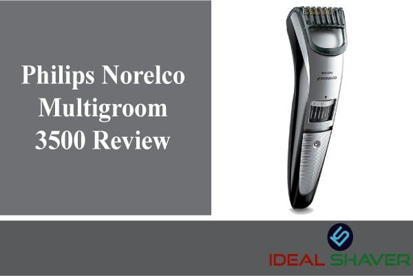 Philips Norelco Multigroom 3500 Review