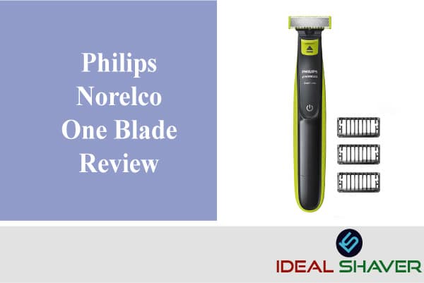 Philips Norelco One blade review