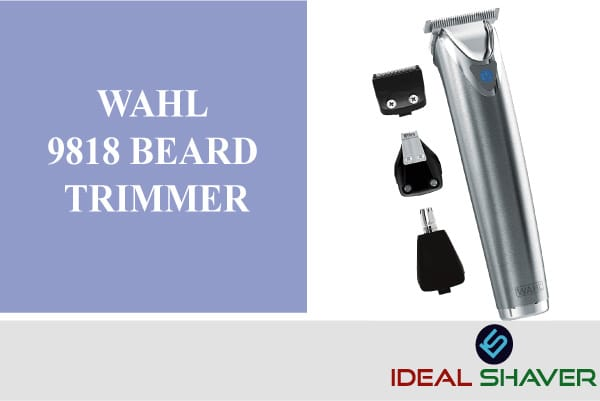 WAHL 9818 BEARD TRIMMER