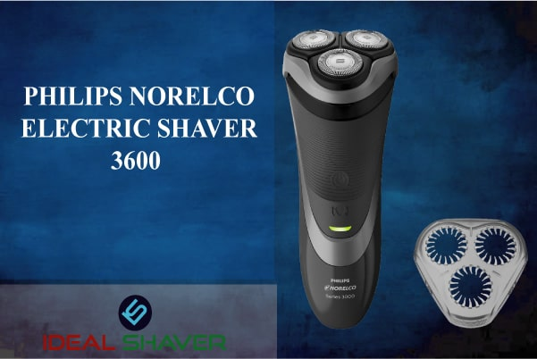Philips Norelco Electric Shaver 3600