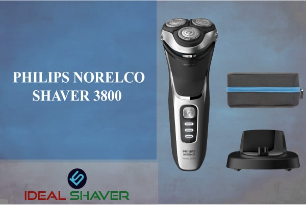 PHILIPS NORELCO SHAVER 3800 REVIEW